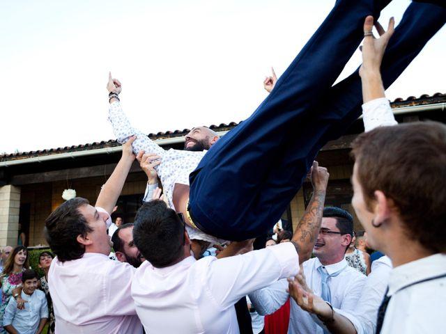 La boda de Manu y Gema en Berantevilla, Álava 114