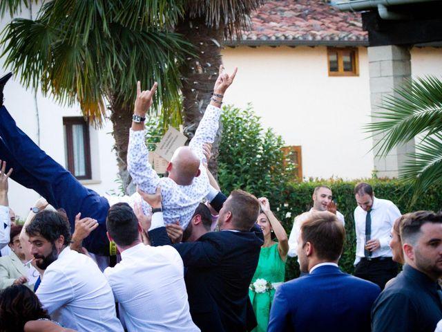 La boda de Manu y Gema en Berantevilla, Álava 115
