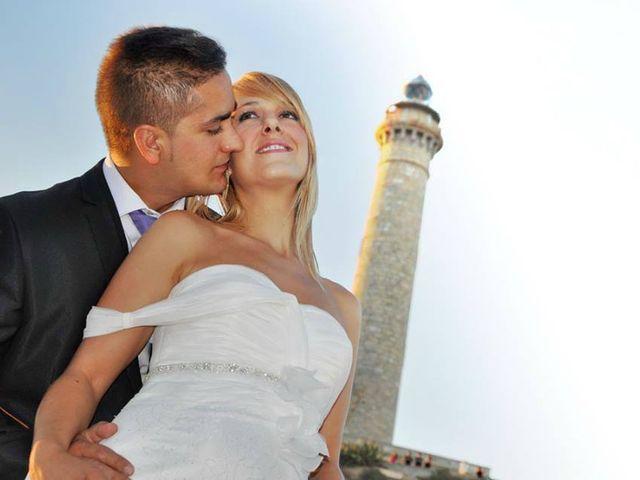 La boda de Diana y Fran en Murcia, Murcia 1