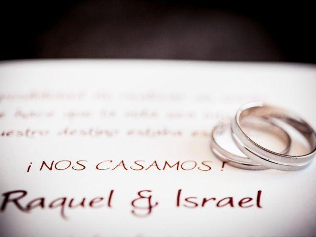 La boda de Israel y Raquel en San Sebastian De Los Reyes, Madrid 1
