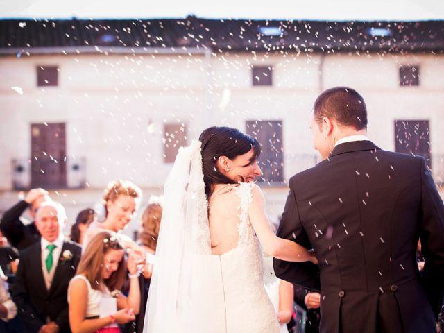 La boda de Israel y Raquel en San Sebastian De Los Reyes, Madrid 41