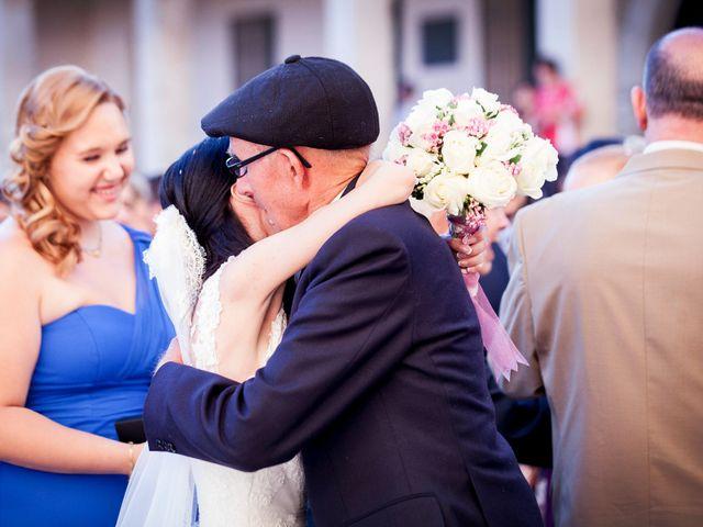 La boda de Israel y Raquel en San Sebastian De Los Reyes, Madrid 43