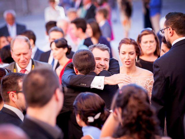 La boda de Israel y Raquel en San Sebastian De Los Reyes, Madrid 45