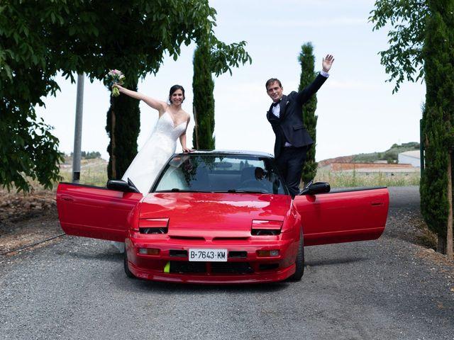 La boda de Alberto y Sheila en Logroño, La Rioja 2