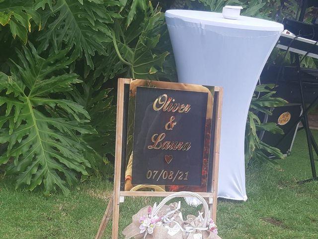 La boda de Oliver y Laura  en Las Palmas De Gran Canaria, Las Palmas 5