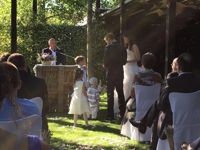 La boda de Jordi y Laura en La Vall De Bianya, Girona 6