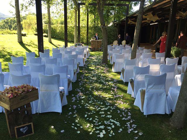 La boda de Jordi y Laura en La Vall De Bianya, Girona 7