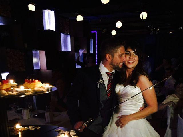 La boda de Jordi y Laura en La Vall De Bianya, Girona 8