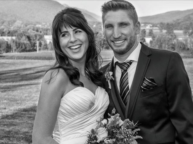 La boda de Jordi y Laura en La Vall De Bianya, Girona 10