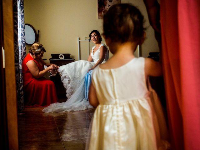 La boda de Juan Antonio y Mari Carmen en Arjona, Jaén 9
