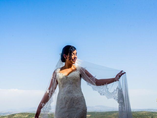 La boda de Juan Antonio y Mari Carmen en Arjona, Jaén 15