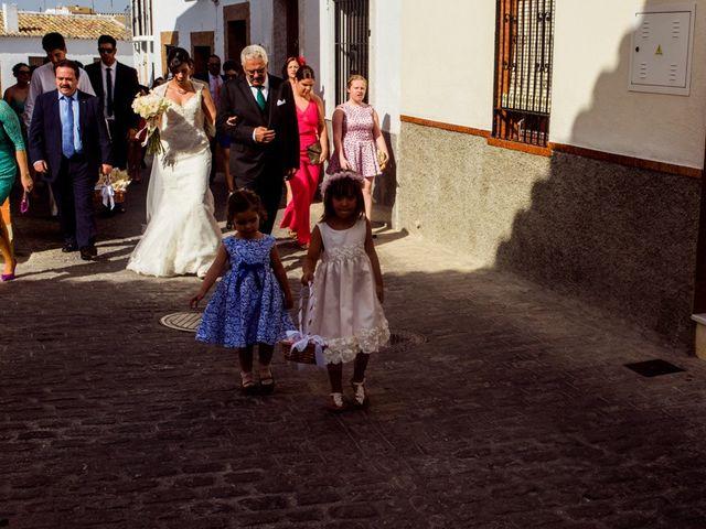 La boda de Juan Antonio y Mari Carmen en Arjona, Jaén 16