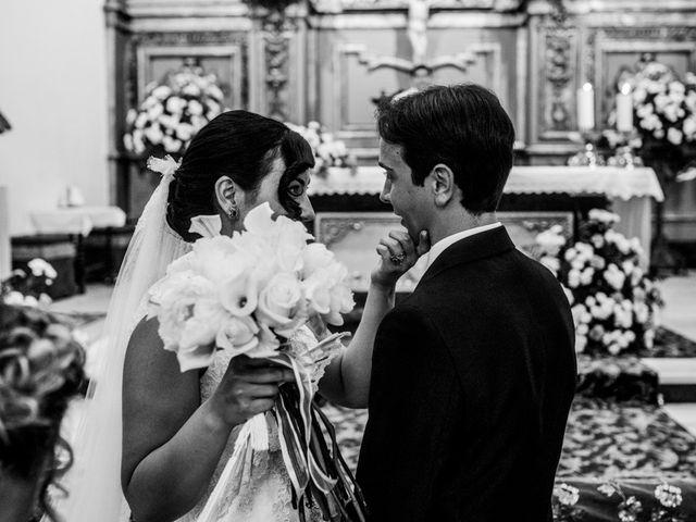 La boda de Juan Antonio y Mari Carmen en Arjona, Jaén 18