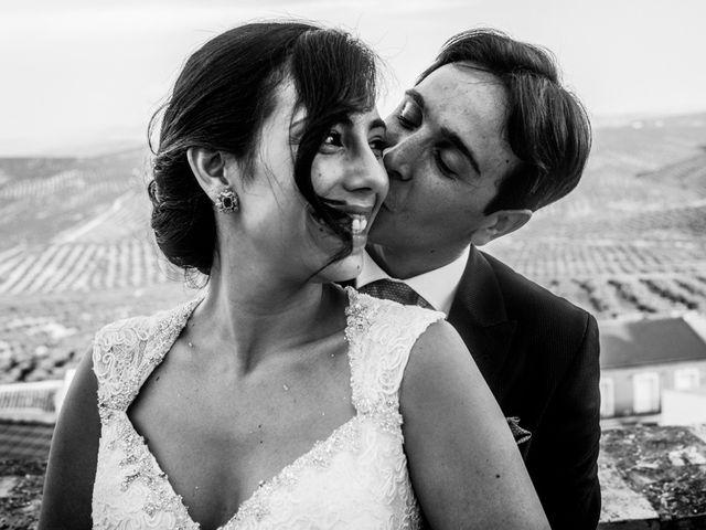 La boda de Juan Antonio y Mari Carmen en Arjona, Jaén 28