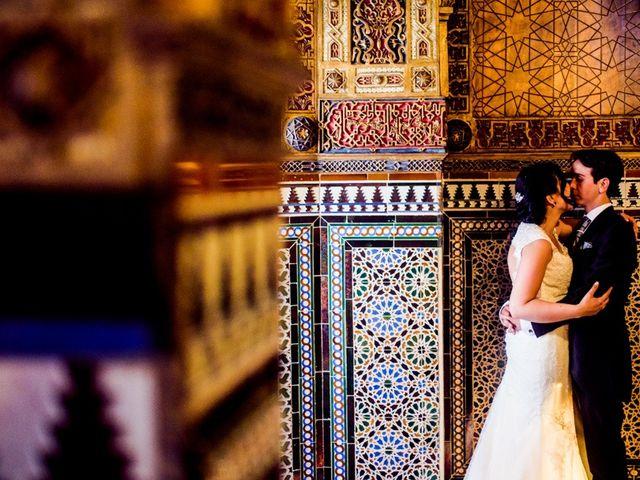 La boda de Juan Antonio y Mari Carmen en Arjona, Jaén 29