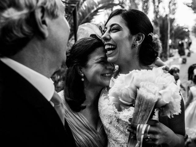 La boda de Juan Antonio y Mari Carmen en Arjona, Jaén 1