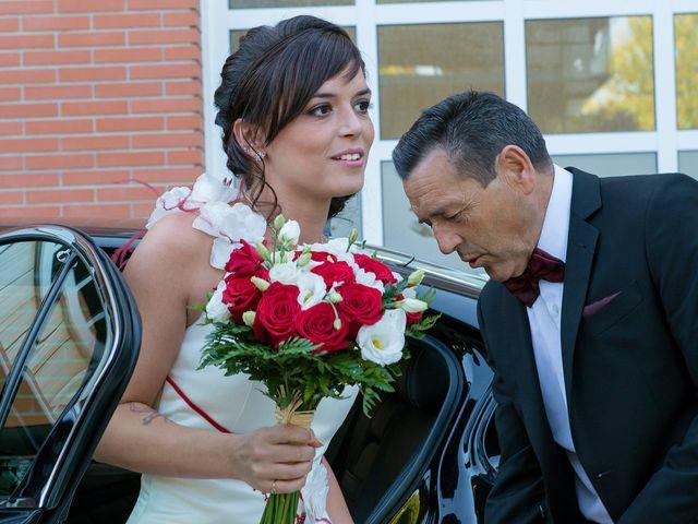 La boda de Raul y Jessica en Valladolid, Valladolid 13