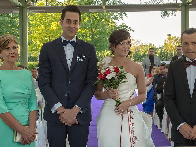 La boda de Raul y Jessica en Valladolid, Valladolid 15