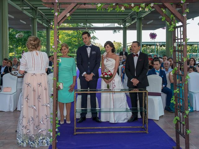 La boda de Raul y Jessica en Valladolid, Valladolid 16
