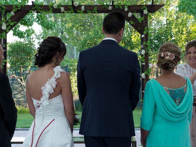La boda de Raul y Jessica en Valladolid, Valladolid 17