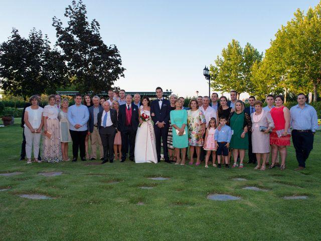 La boda de Raul y Jessica en Valladolid, Valladolid 23