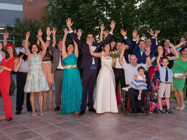 La boda de Raul y Jessica en Valladolid, Valladolid 25