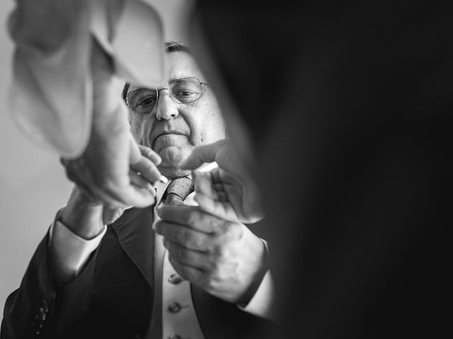 La boda de Fernando y Nieves en Argamasilla De Calatrava, Ciudad Real 3