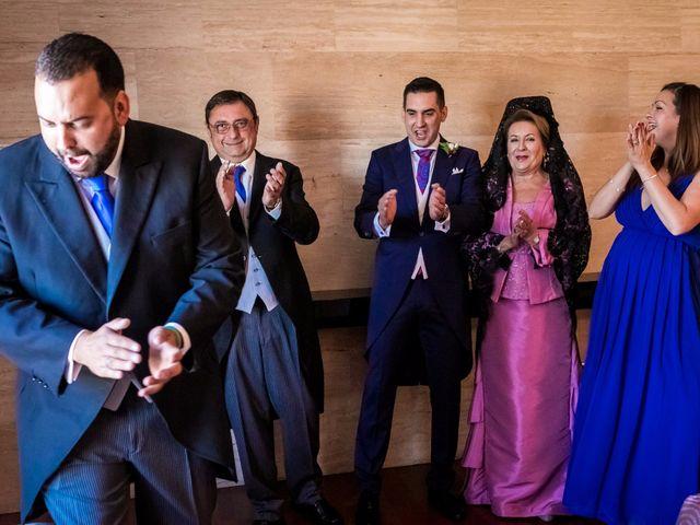 La boda de Fernando y Nieves en Argamasilla De Calatrava, Ciudad Real 7