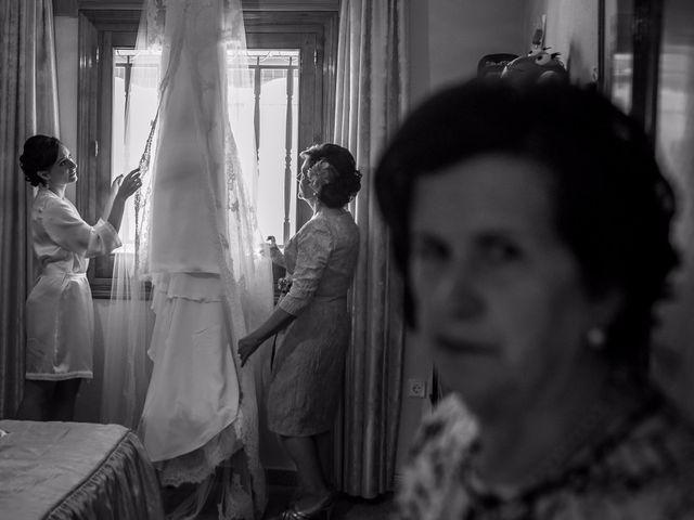 La boda de Fernando y Nieves en Argamasilla De Calatrava, Ciudad Real 12