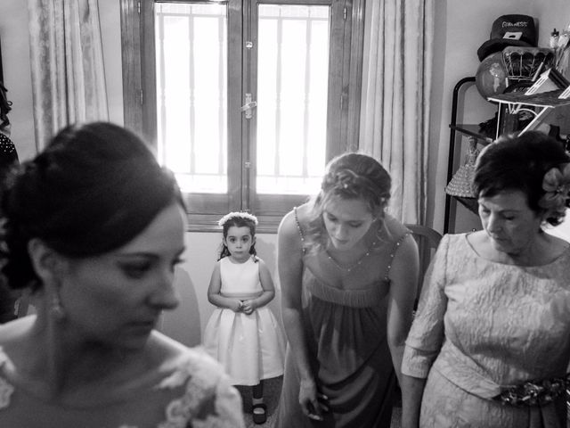 La boda de Fernando y Nieves en Argamasilla De Calatrava, Ciudad Real 17