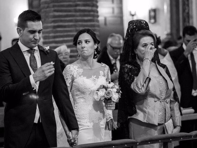 La boda de Fernando y Nieves en Argamasilla De Calatrava, Ciudad Real 22