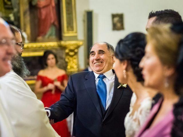La boda de Fernando y Nieves en Argamasilla De Calatrava, Ciudad Real 25
