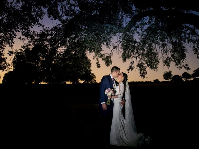 La boda de Fernando y Nieves en Argamasilla De Calatrava, Ciudad Real 32