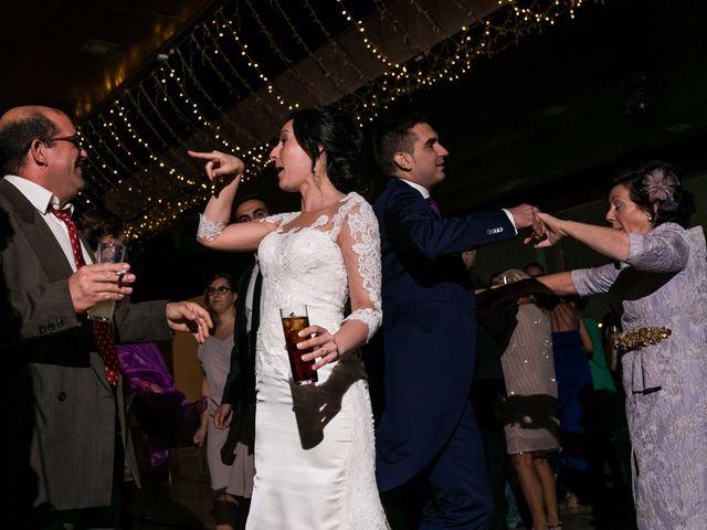 La boda de Fernando y Nieves en Argamasilla De Calatrava, Ciudad Real 47