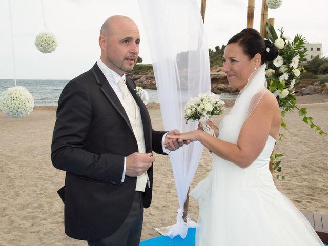 La boda de Mila y Oscar