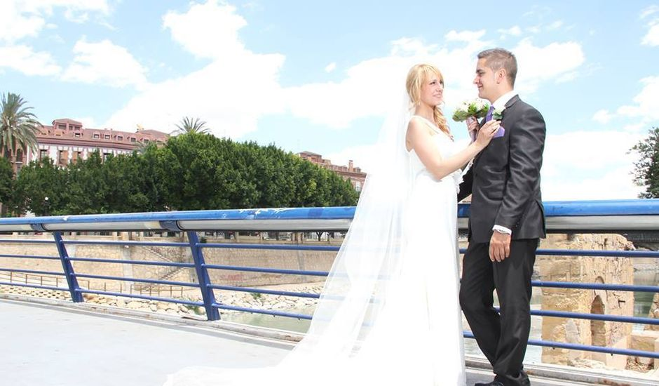 La boda de Diana y Fran en Murcia, Murcia