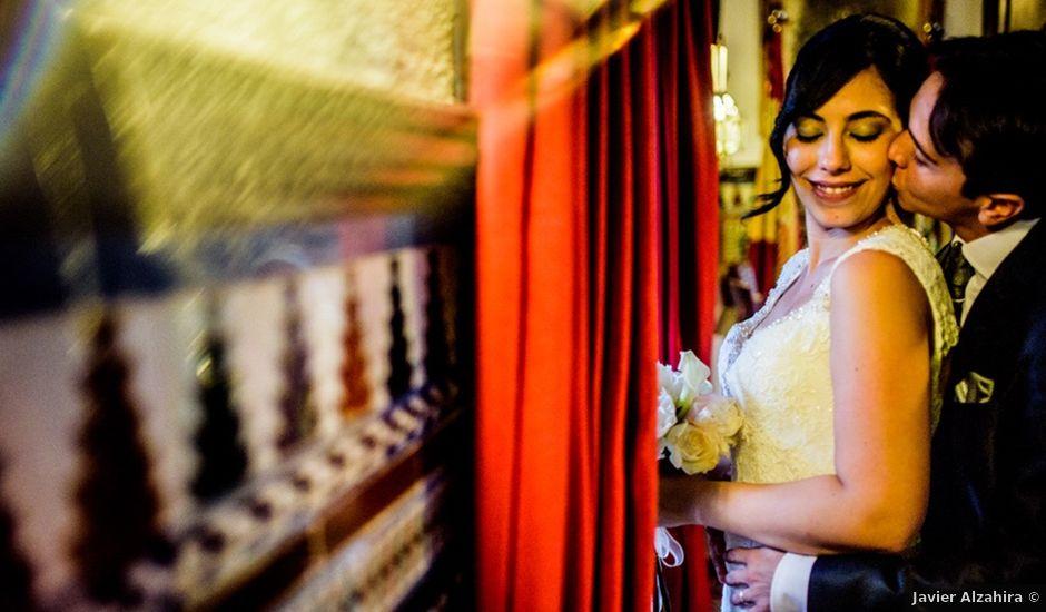 La boda de Juan Antonio y Mari Carmen en Arjona, Jaén