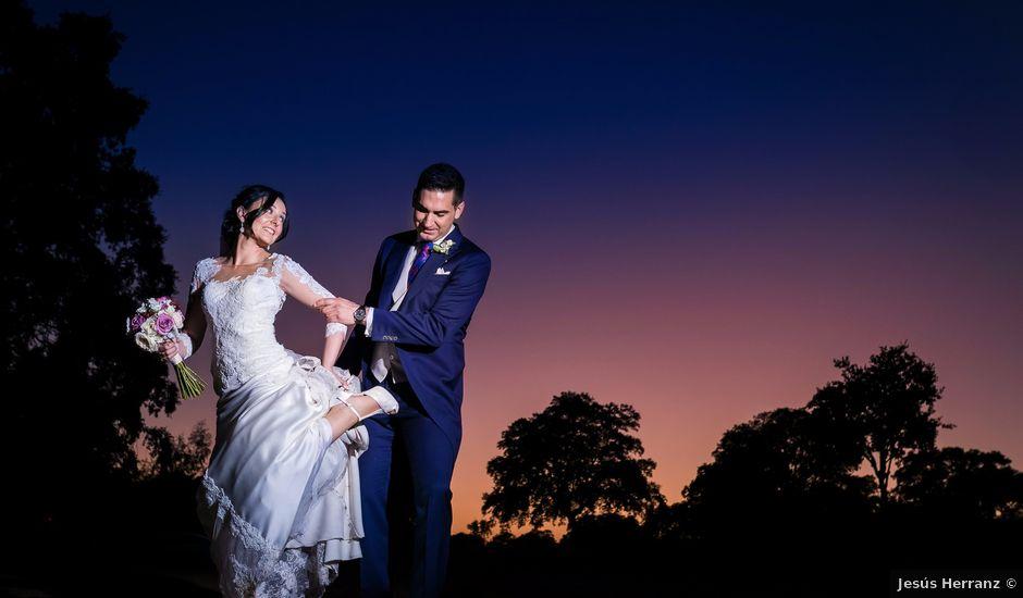 La boda de Fernando y Nieves en Argamasilla De Calatrava, Ciudad Real
