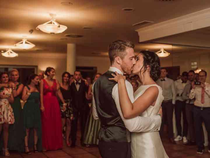 La boda de Maria y Mikel