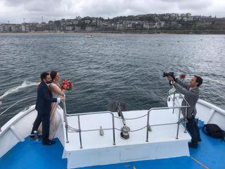 La boda de Elvira Judit y Javi