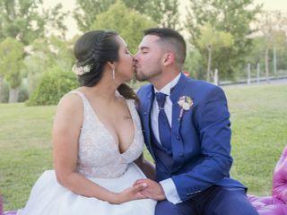 La boda de Laura  y Cristhian  1