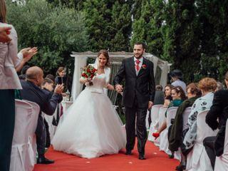 La boda de Gema y Imanol 1