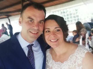 La boda de Nayra y Celso 3