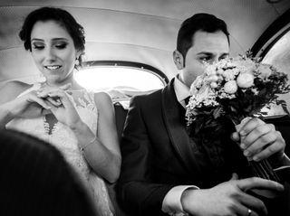 La boda de Rosa y Raul