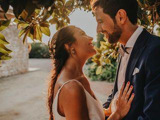 La boda de Maggie y Jose