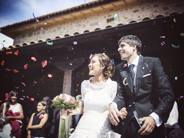 La boda de Virgina y Ibai