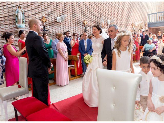 La boda de Raúl y Belén en Algarinejo, Granada 12