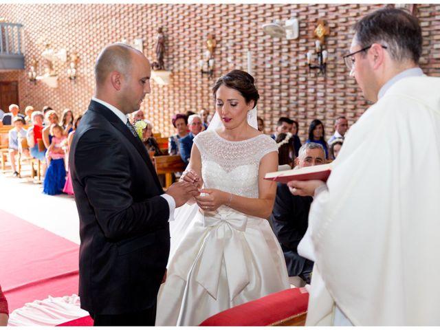La boda de Raúl y Belén en Algarinejo, Granada 14