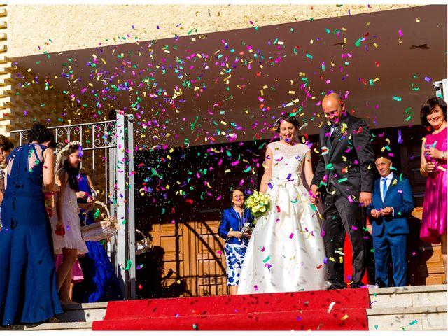 La boda de Raúl y Belén en Algarinejo, Granada 15
