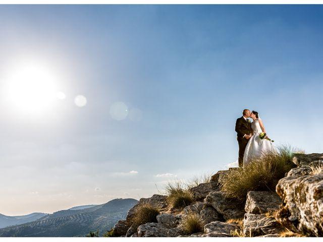 La boda de Raúl y Belén en Algarinejo, Granada 16